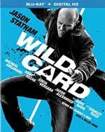 Wild Card Blu-Ray Cover