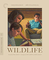 Wildlife Criterion Collection Blu-Ray Cover