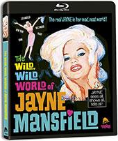 The Wild, Wild World of Jayne Mansfield Blu-Ray Cover