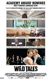 Poster for Wild Tales