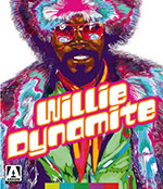 Willie Dynamite Blu-Ray Cover