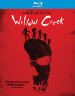 Willow Creek Blu-Ray Cover