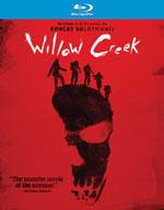 Willow Creek Blu-Ray Cover