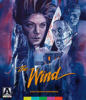 The Wind Blu-Ray Cover