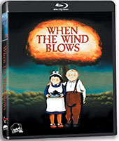When the Wind Blows Blu-Ray Cover