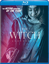 The Witch: Subversion Blu-Ray Cover