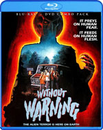 Without Warning Blu-Ray Cover
