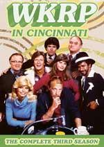 DVD Cover for WKRP in Cincinnati Season 3