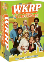 DVD Cover for WKRP in Cincinattie: The Complete Series