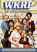 DVD Cover WKRP in Cincinatti: The Complete Final Season