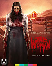 The Woman Blu-Ray Cover
