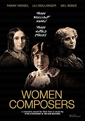 Women Composers DVD Cover
