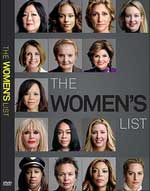 DVD Cover for American Masters: The Women's List