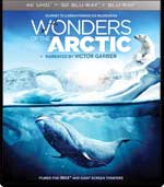 Wonders of the Arctic Blu-Ray Cover