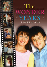 DVD Cover for The Wonder Years: Season One