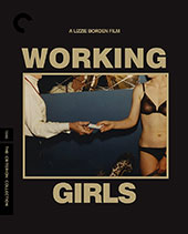 Working Girls Criterion Collection Blu-Ray Cover