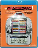 The Wrecking Crew Blu-Ray Cover