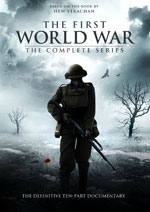 DVD Cover The First World War: The Complete Series