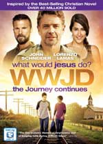 DVD Cover for WWJD: The Journey Continues