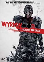 DVD Cover Wyrmwood: Road of the Dead