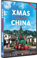 DVD Cover for Xmas without China