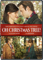 DVD Cover for Oh Christmas Tree
