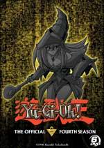 DVD Cover for Yu Gi Oh Classic Season 4