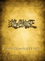 DVD Cover for Yu-Gi-Oh The Complete Series