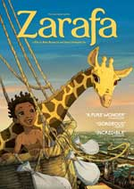 Zarafa Blu-Ray Cover