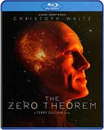 Zero Theorem Blu-Ray Cover