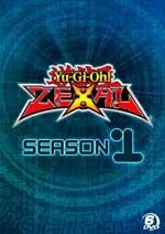 DVD Cover for Yu-Gi-Oh! Zexal Season 1