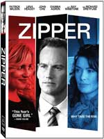 DVD Cover for Zipper