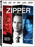 DVD Cover for Zipper