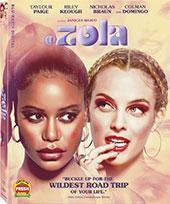 Zola Blu-Ray Cover
