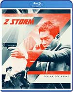 Z Storm Blu-Ray Cover