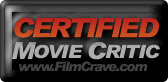 I'm a FilmCrave.com Movie Critic