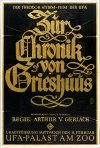 Chronicles of the Grey House, The ( Zur Chronik Von Grieshuus )