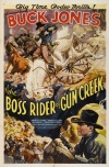 The Boss Rider of Gun Creek