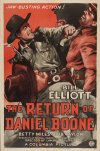 The Return of Daniel Boone (1941)