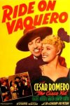 Ride on Vaquero (1941)