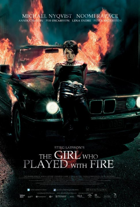 Girl Who Played with Fire, The ( Flickan som lekte med elden )