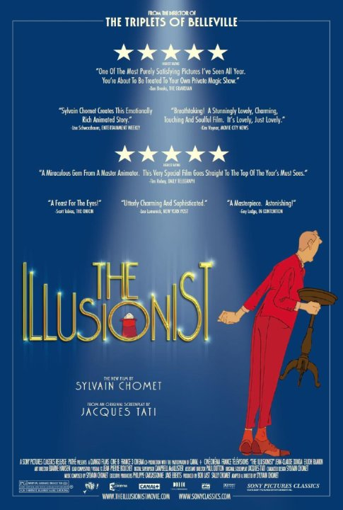 Illusionist, The ( illusionniste, L' )