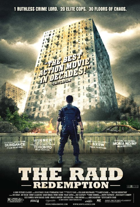Raid: Redemption, The ( Serbuan maut )