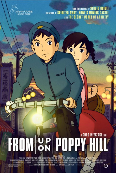 From Up on Poppy Hill ( Kokuriko-zaka kara )