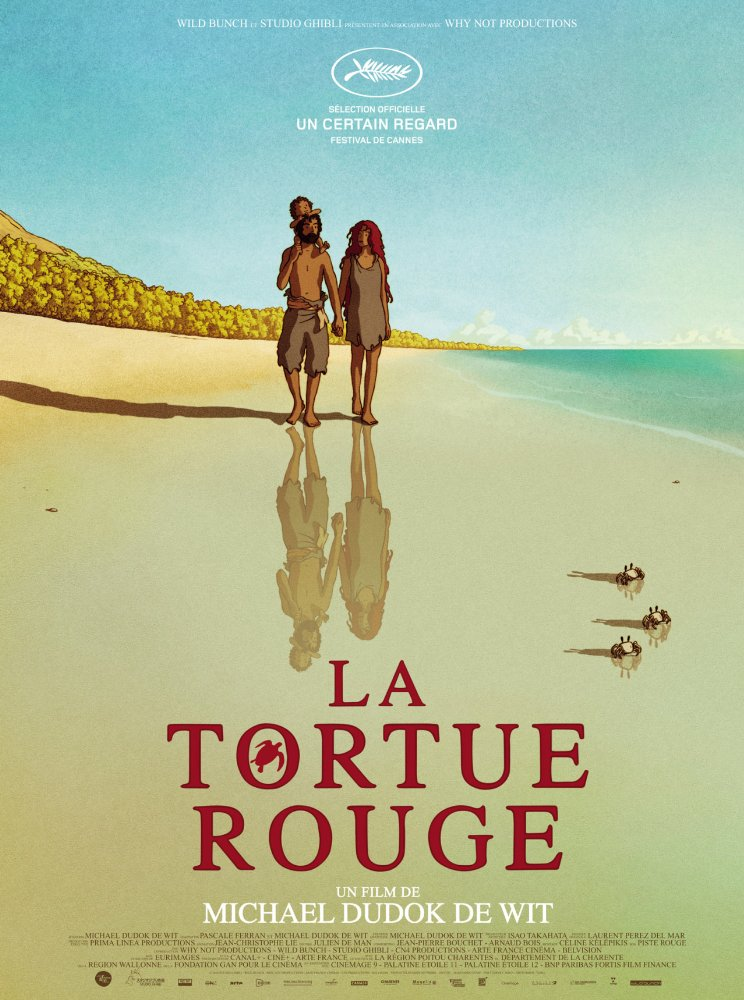 Red Turtle, The ( tortue rouge, La )