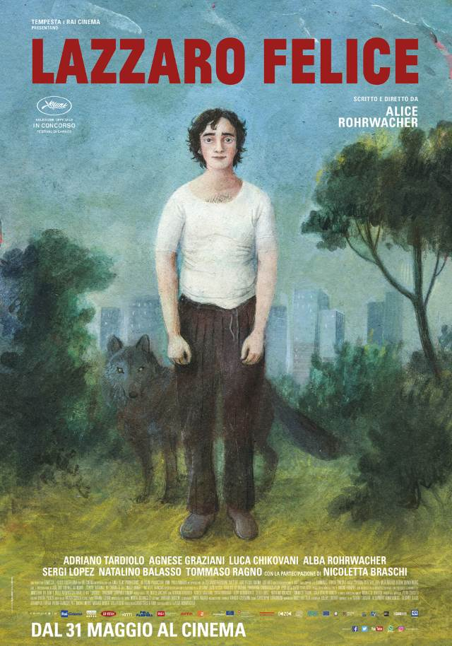 Happy as Lazzaro ( Lazzaro felice )