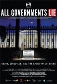 All Governments Lie: Truth, Deception, and the Spirit of I.F. Stone (2016)